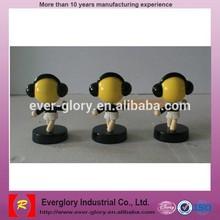 pvc girls figure toy/cartoon characters figure/mini pvc figure for girls