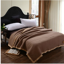 queen size china wholesale 100% organic cotton cheap fashionable coral fleece blankets