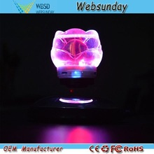 2015 newest new year gift,The world's first magnetic floating bluetooth speaker