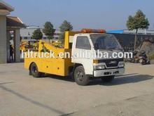 2014 hot sale JMC 4*2 tow truck wrecker