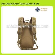 wholesale costom Tactical Backpack bag for men high capacity camping backpack bag