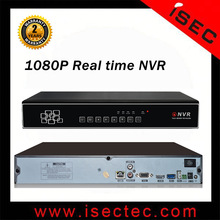 Top-selling 1080p real time live view, record and playback 4/9ch H.264 nvr recorder