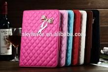 Hot sale Luxury leather case for iPad Mini 1 Mini 2
