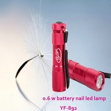 Wholesale long life bulbs led portable nail lamp for nail drying