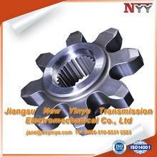 external teeth drive wheel gear