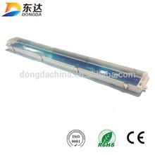 2x36W floresan ışık parçaları, IP65 su geçirmez ışık abs taban ve pc kapağı