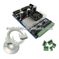 CNC Router 3 Axis TB6560 3.5A Stepper Motor Driver Board For Engraving Machine