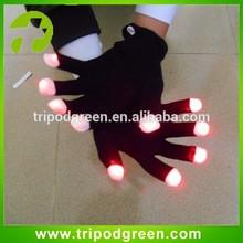 Party Favor Event & Party Item manufacturer wholesale led light up gloves