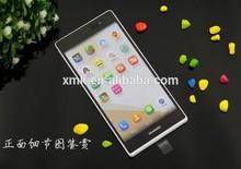Original Huawei Ascend P7 Dual SIM 4G LTE Phone Android 4.4 Quad Core 5 Inch Screen 2GB RAM 16GB ROM Mobile Phone Black White