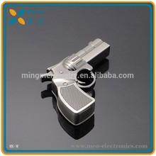 New Design Gun Shape Usb Flash Drive , USB Gun With Fast Delivery