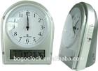 2015 Radio controlled antique alarm table clock