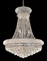 france style crystal lamp in vintage design