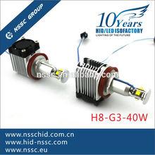 NSSC High Power For BMWs e46 e36 e39 LED Angel Eyes with true Emark