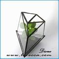 nuevos productos 2015 amor de vidrio de la lámpara de alcohol