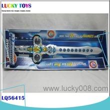 nuevo flash cuchillo y la espada de luz con niño de juguete de plástico de juguete venta al por mayor de china juguete del niño