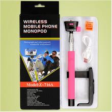 easy operating handheld tablet tripod base for monopod