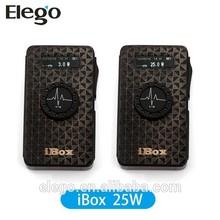 Coming Soon !!!China Supplier Vision Vapros iBox 25W Vaporizer 1500mah Vision iBox