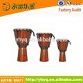 40cm 50cm 60cm estilo áfrica djembe profesional bongo tambores
