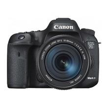 Canon EOS 7D Mark II DSLR de la cámara + EF-S 15 - 85 mm IS USM Len Kit