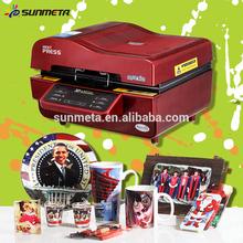 Hot selling Multi-functional 3D sublimation vacuum heat press machine