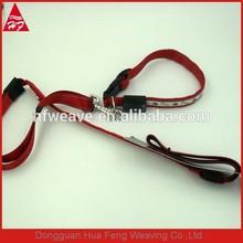 Rhinestone retractable dog leash lead and dog collar