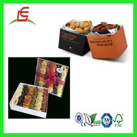 Q130 Cute Fancy Paper Box For Dry Fruit Packing