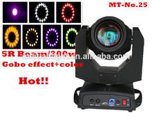 Beam 5r light/beam 200 moving head stage light/moving head beam 5r