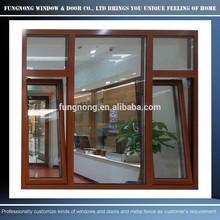 Professionally design of aluminum windows for fixed glass windows & aluminum tempered glass windows