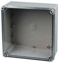 Waterproof electric clear plastic distribution box DS-AT-2020-S