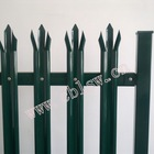 Sliding iron gates models with powder coated