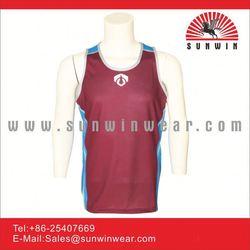 new design hottest sale custom made basketball tops