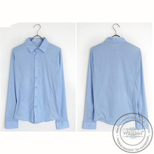 220 grams manufacter 100% cotton shirts men big check design