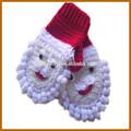ドル紙幣指ラッセルメリノウール冬発売中が作業手袋の女性