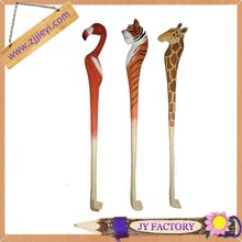 Decorations for walking canes wooden carved walking sticks for old