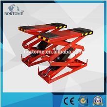 sale CE car repair maintance scissor car lift