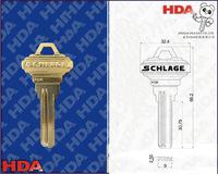 Good quality key car chip key