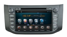 Android 4.4.2 Rockchip A9 dual-core Car Dvd With Gps Navigation System for SYLPHY/B17