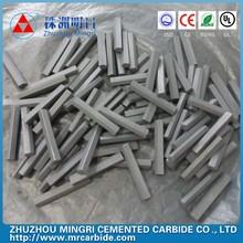 High quality cemented carbide strip blank / tungsten carbide strip blank
