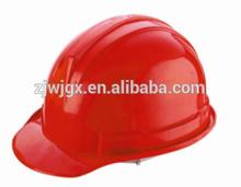 HDPE Safety Works Hard Protection Helmet, Orange