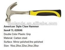 Tipo americano herrería herramientas con tpr mango recubierto de plástico