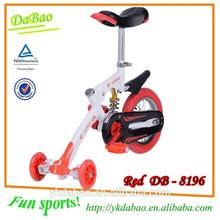 2014 hot selling mini bike,swing bicycle unicycle exercise bike