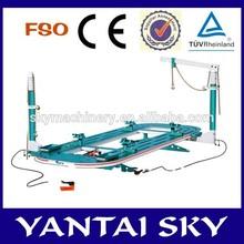 SKY FS1, slope car collision repair bench & frame machine smart repair systems