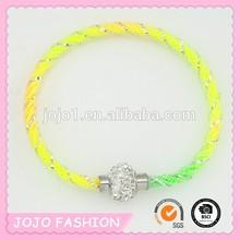 Wholesale High quality fashion charming anti-static magnetic bracelet