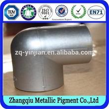High Alnminium Content,,China Water-based Printing Ink Aluminium Metallic Pigment Paste for plastic film ZK-907