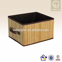 promotion rectangular stackable undergarment storage boxes