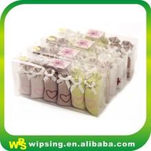 Custom package linen sachets bags promotion