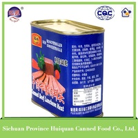 China wholesale websites ready to eat meals canned corned beef food