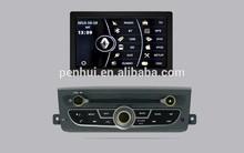 "7"" HD Screen; Virtual 8 DIsc Exchange Renault Koleos Car DVD GPS Player"