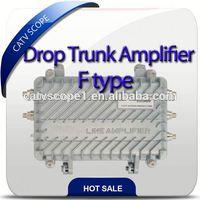 F Type Drop Trunk Amplifier