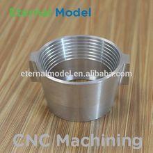 machining turning precision parts aluminium electrical fittings,manufacturer